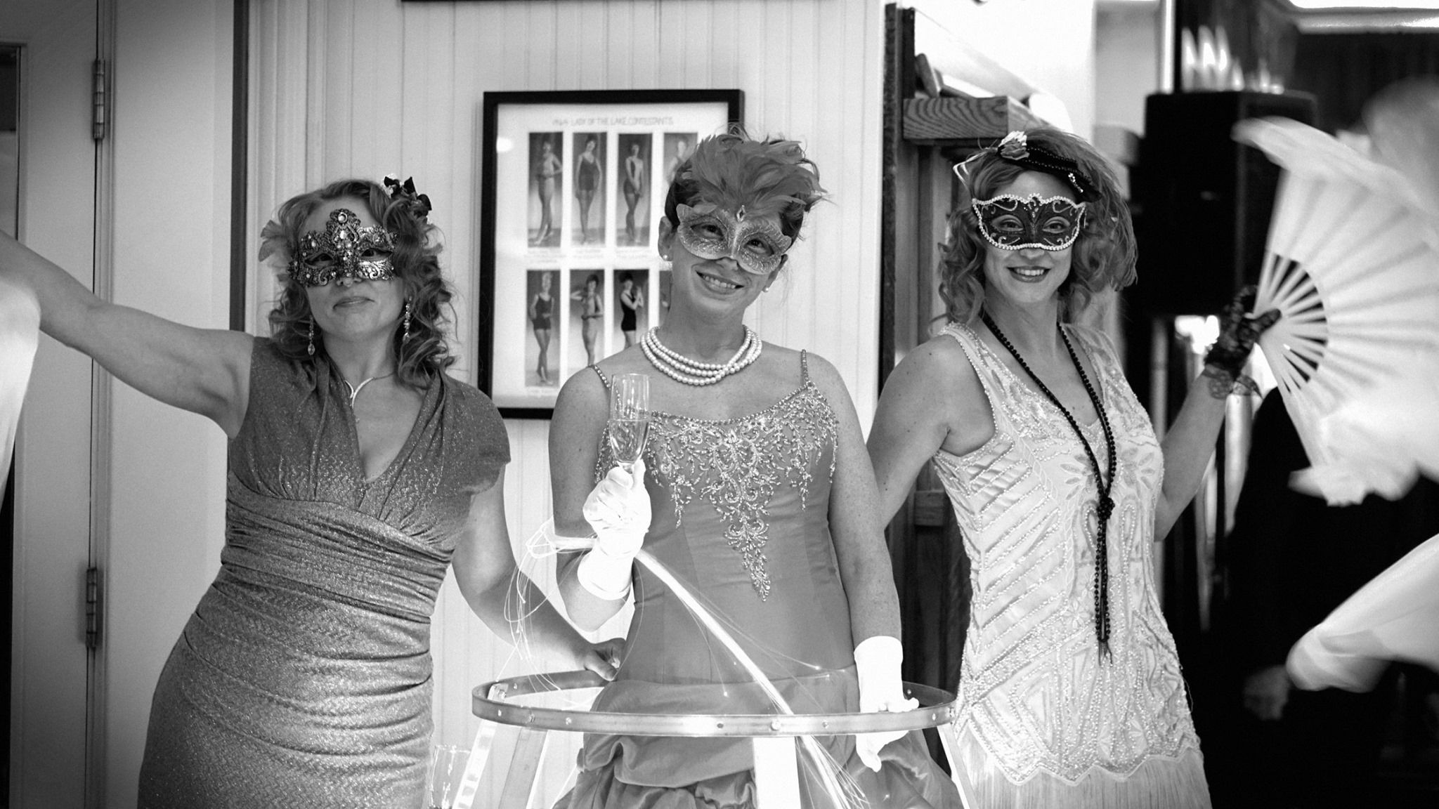 Masquerade Roving Entertainment