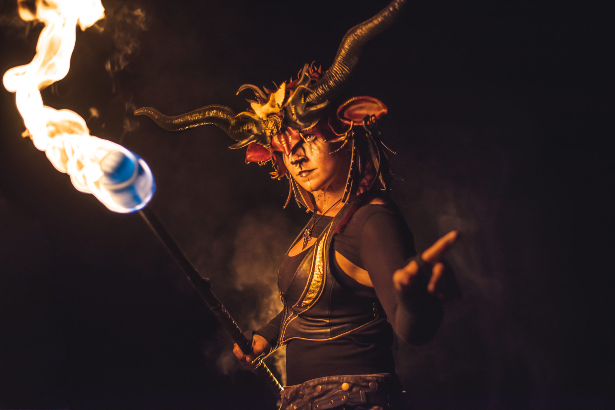 Fire Dancers Kelowna